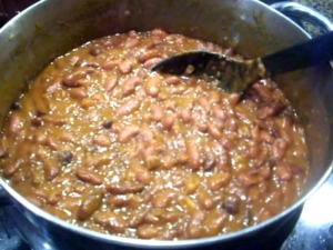 Red Kidney Beans Curry / Rajma