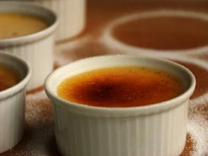 Caramel Macchiato Crème Brulee