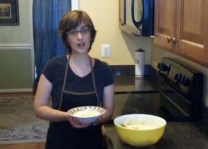 Italian Style Garlic Mashed Potatoes