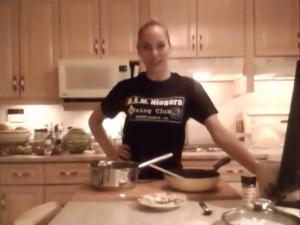 How to Cook Green Beans with Lavender Butter