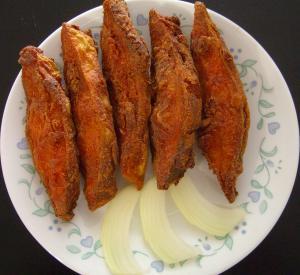 Pomfret Fry