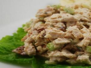 Swiss Ham Salad
