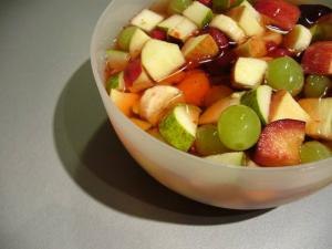 Making Fruit Salad from Trivial Amounts of Food