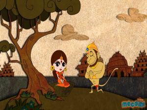 Ramayana - Story of Diwali