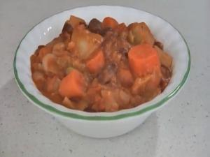 Spicy Vegetarian Stew