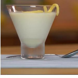 How to make Lemon Panna Cotta