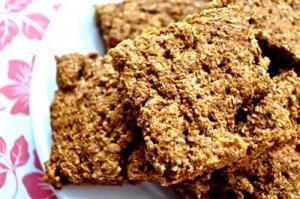 Peanut Crunch Squares