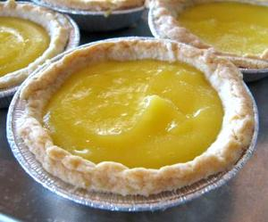 Small Lemon Tarts