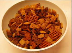 Original 2009 Party Chex Mix