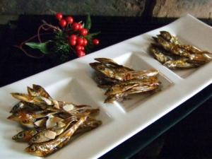 Tadukuri(osechi) -  Traditional Japanese Appetizer