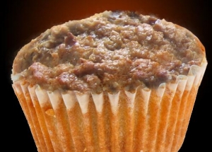 Fudge Nut Muffins