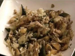 How to Make Zucchini Pasta