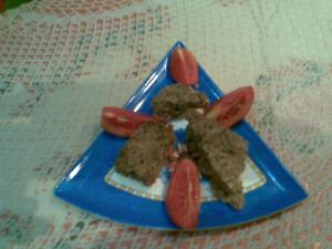 Baked Keema Pie