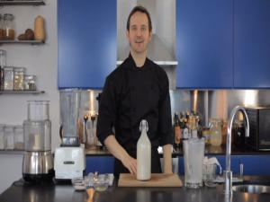 How To Make Fresh Nut Milk
