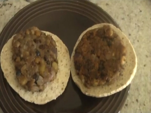 Vegetable Bean Patties / Homemade Veggie Burgers