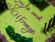 Vanilla Chiffon Genoise Cake