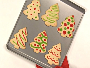 How to Make Cookies: Make Christmas Sugar Cookies