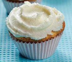 Coconut Cupcakes - Gluten Free