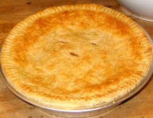 Mincemeat Pie