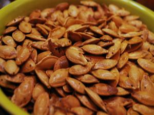 Crunchy Pumpkin Seeds