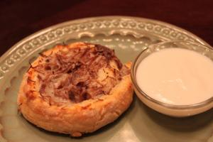 Turkey Biscuit Roll