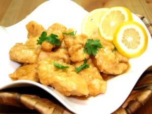Lemon Chicken Part 2 – Frying And Finishing