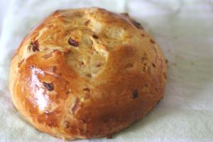 Quick Onion Bread