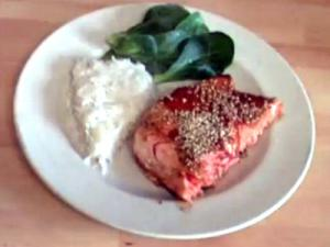 Delicious Easy to Make Salmon dish