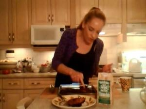 How to Bake Dry Rubbed Chicken Breasts: Cooking with Kimberly