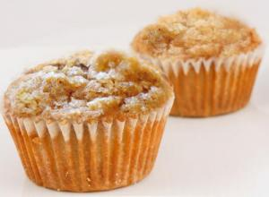 Apricot Nut Muffins