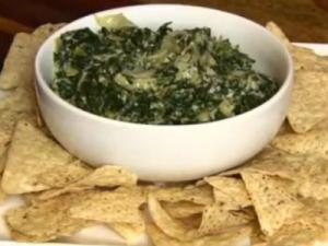 Holiday Series: # 2 Spinach & Artichoke Dip Appetizer