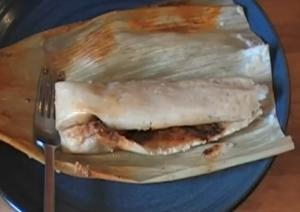 Authentic Beef Tamale