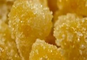 Crystalized or Candied Ginger