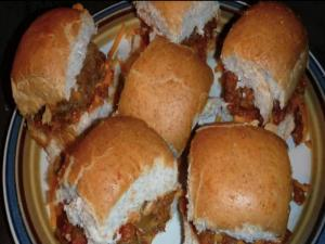 Easy Meatball Sliders
