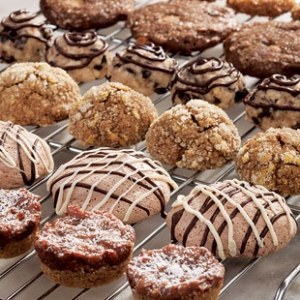 Make your favorite cookie healthy