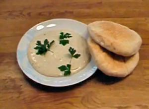 Simple Tahini Sauce