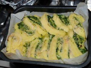 Tuna And Spinach Rotolo