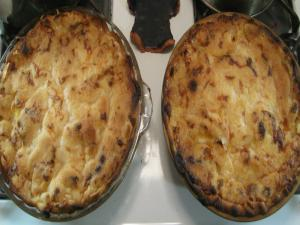 English Cheddar Pie