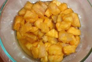Apricot Pineapple Salad