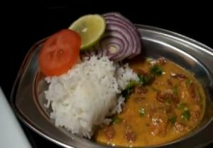 Rajma Curry (Red Kidney Beans Curry)
