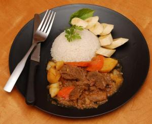 Carne Guisada, The beef stew from Puerto Rico