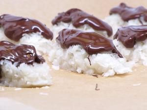 COCONUT CANDY BARS