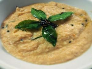 Tamatar - Mungfali ki Chatpati Chutney (Tomato - Peanut Chutney)