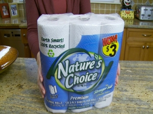 How to Kick your Paper Towel Habit