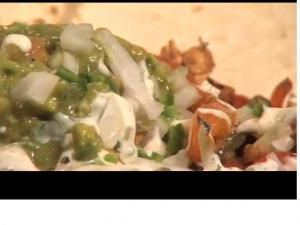 Fajitas & Guaca-Salsa-Mole