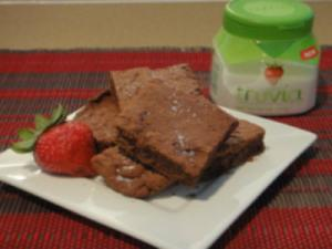 Brownies with Truvia Spoonable