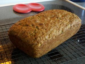 Spicy Pineapple Zucchini Bread