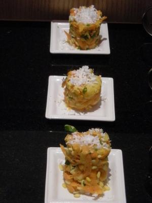 Moong Dal Kosambari Salad