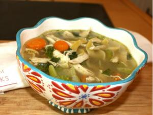Homemade Chicken Soup from Scratch