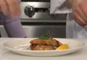 Baked Crispy Parmesan Chicken